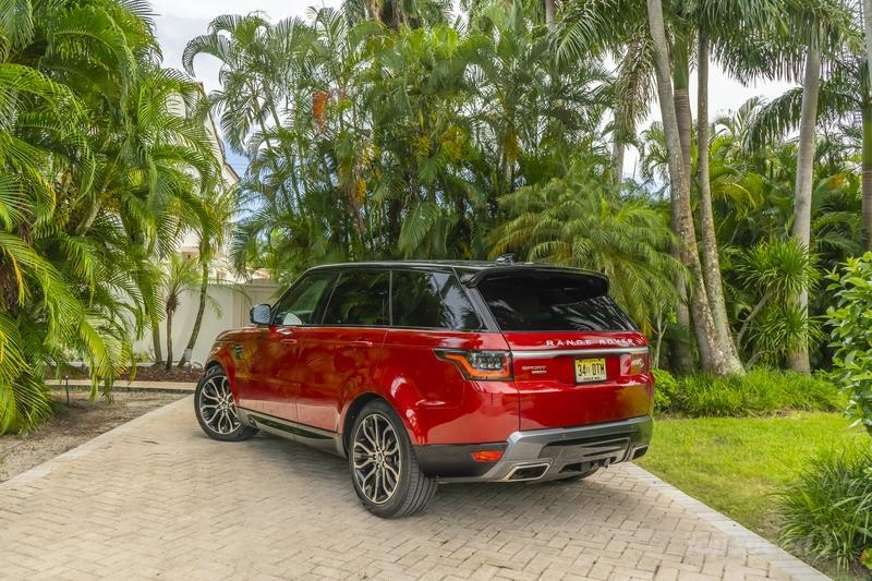 2019 Land Rover Range Rover Sport - Driven - image 859129