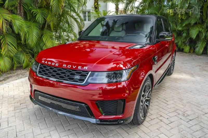 2019 Land Rover Range Rover Sport - Driven - image 859086