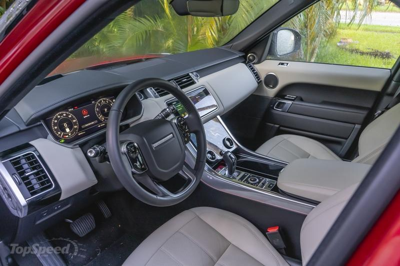 2019 Land Rover Range Rover Sport - Driven - image 859180