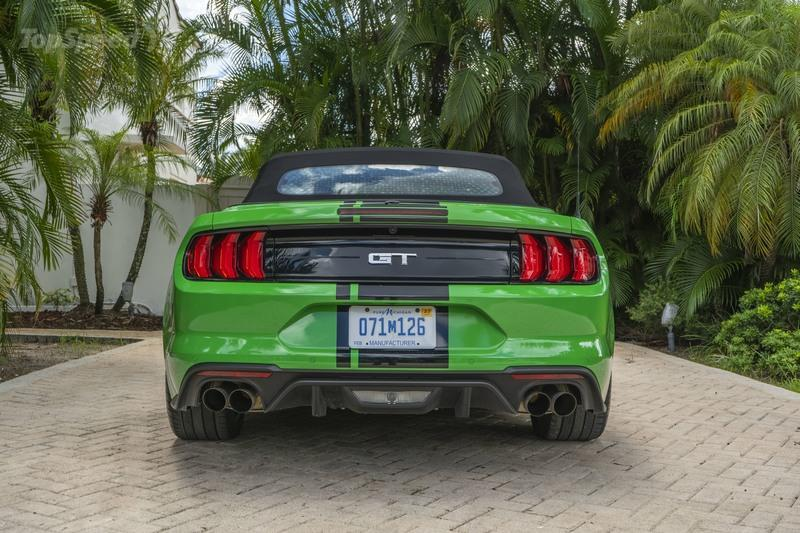 The Ford Mustang's V-8 Is Here to Stay - At Least For Now, Anyway Exterior - image 861537
