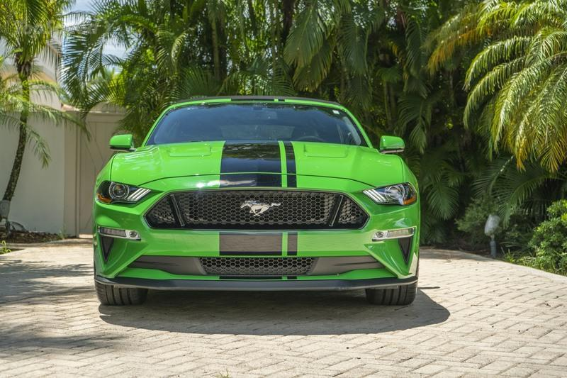 The Ford Mustang's V-8 Is Here to Stay - At Least For Now, Anyway Exterior - image 861562