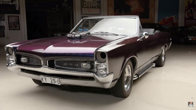 Pontiac GTO from