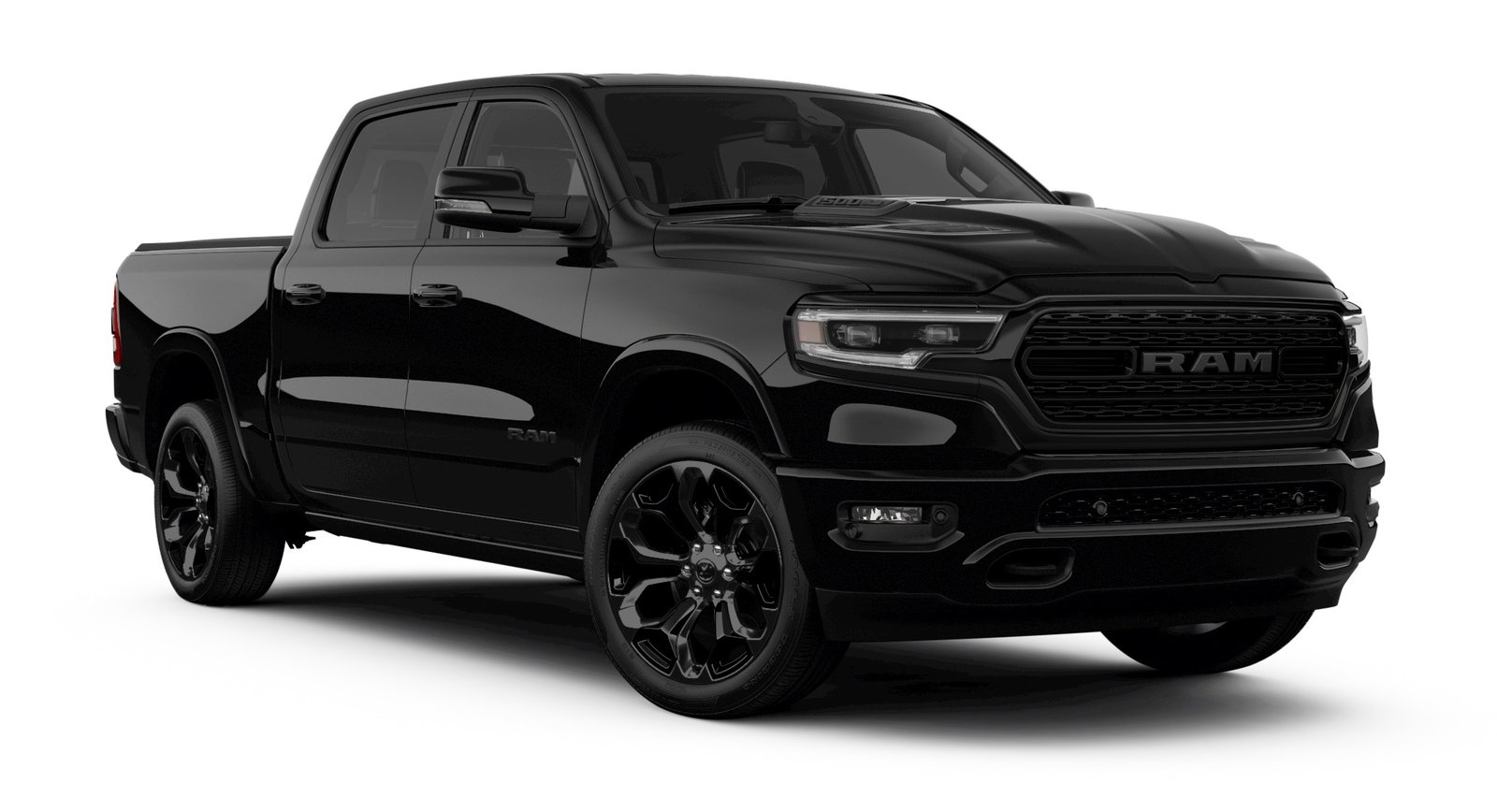 2020 Ram 1500 Limited Black Edition | Top Speed