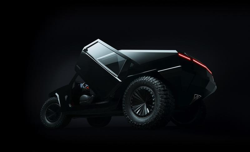 Ramsmobile's 999-Horsepower RM-X2 Is Out For Rezvani Tank Blood - image 861818