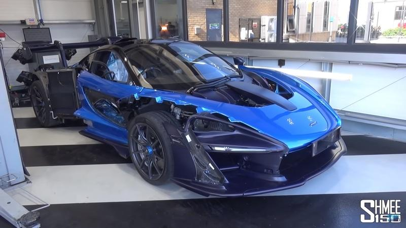 Shmee150 Delivers Update on the State of His Beloved McLaren Senna