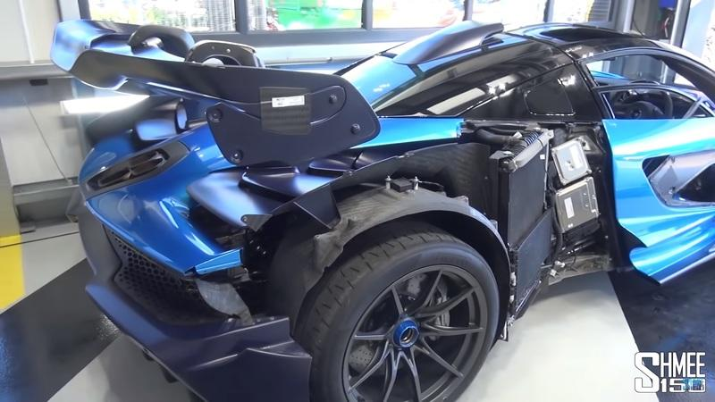 Shmee150 Delivers Update on the State of His Beloved McLaren Senna - image 863170
