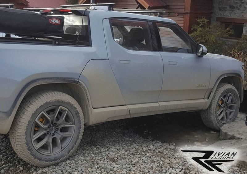 Someone Caught the Rivian R1T Testing in Argentina - Here's Your First Look!