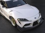 Someone Is Preparing a Widebody Toyota Supra For SEMA and We Can't Get Enough of It - image 862902