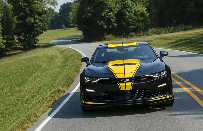 Sorry Ford, But Hertz Is Having A New Love Affair with The Chevy Camaro SS and Camaro ZL1