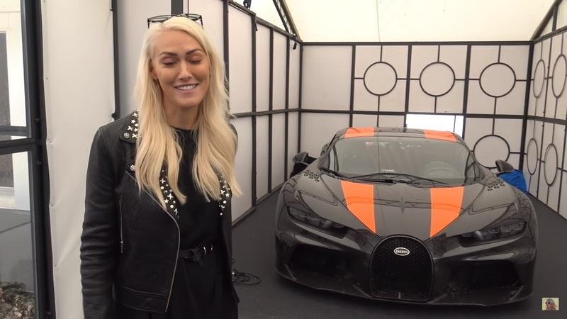 Supercar Blondie and the Bugatti Chiron Sport 300+ - Too Much Hot In One Video