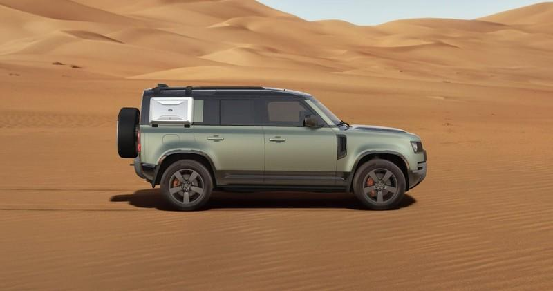 The 10 Coolest Accessories Available For the 2020 Land Rover Defender