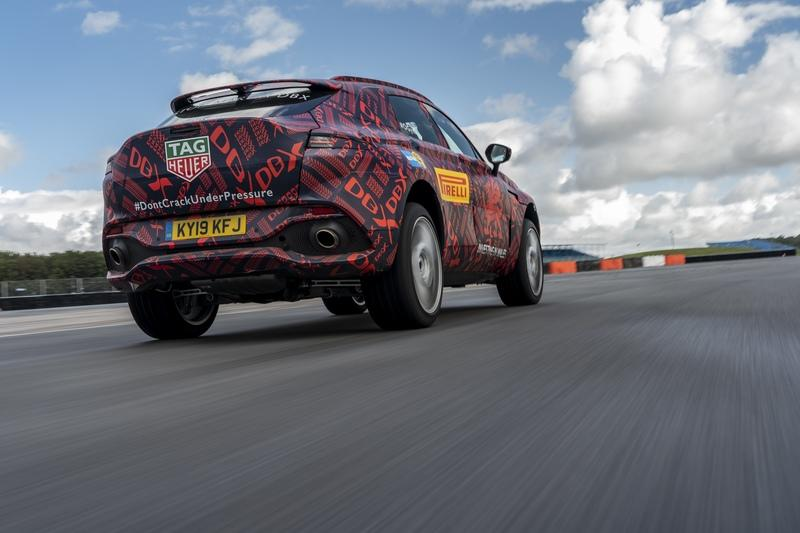 The 2020 Aston Martin DBX Will Have AMG-Sourced Power, But It's More than We Expected - image 863622