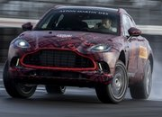 The 2020 Aston Martin DBX Will Have AMG-Sourced Power, But It's More than We Expected - image 863629