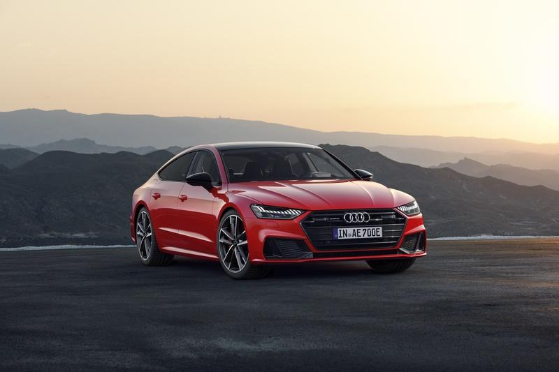 The 2020 Audi A7 Has Been Electrified, But to What Extent and What Cost? Exterior - image 860297