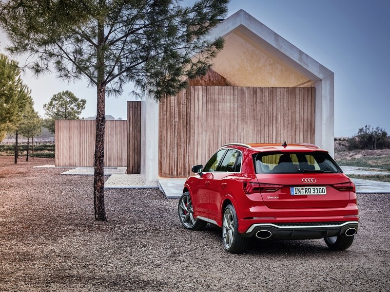 The 2020 Audi RS Q3 Now Has a Sportier Friend You Might Be Interested In