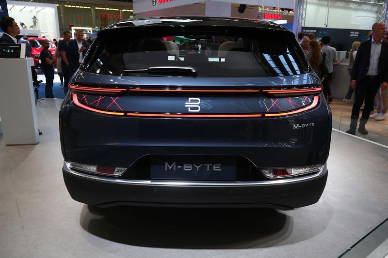 The 2020 Byton M-Byte Concept - The Car Nobody Paid Attention to At the Frankfurt Motor Show