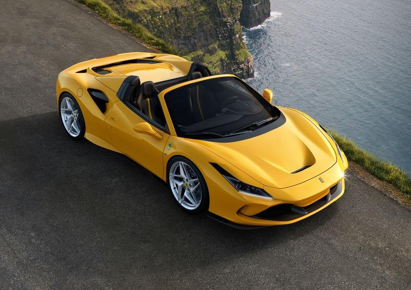 2020 Ferrari F8 Spider - Quirks and Facts