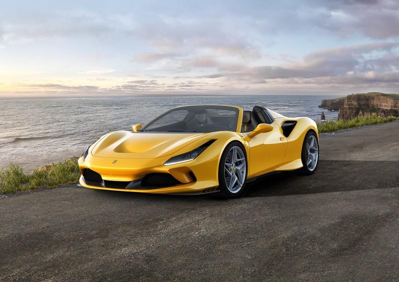 The Ferrari F8 Spider - A Topless Beauty You Don't Deserve