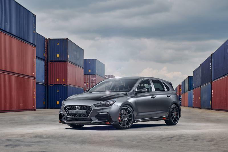 The 2020 Hyundai i30 N Project C Is the Hot Hatch We Deserved From the Beginning Exterior - image 860546