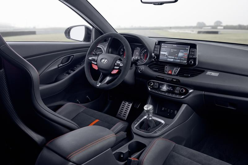 The 2020 Hyundai i30 N Project C Is the Hot Hatch We Deserved From the Beginning Interior - image 860554