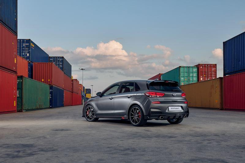 The 2020 Hyundai i30 N Project C Is the Hot Hatch We Deserved From the Beginning