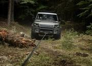 The 2020 Land Rover Defender Has Arrived with New Tricks and Old-School Looks - image 860828