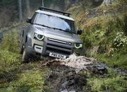 The 2020 Land Rover Defender Has Arrived with New Tricks and Old-School Looks - image 860832