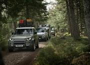 The 2020 Land Rover Defender Has Arrived with New Tricks and Old-School Looks - image 860836