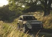 The 2020 Land Rover Defender Has Arrived with New Tricks and Old-School Looks - image 860843