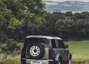The 2020 Land Rover Defender Has Arrived with New Tricks and Old-School Looks - image 860848