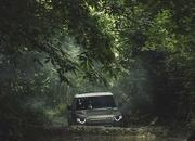 The 2020 Land Rover Defender Has Arrived with New Tricks and Old-School Looks - image 860851