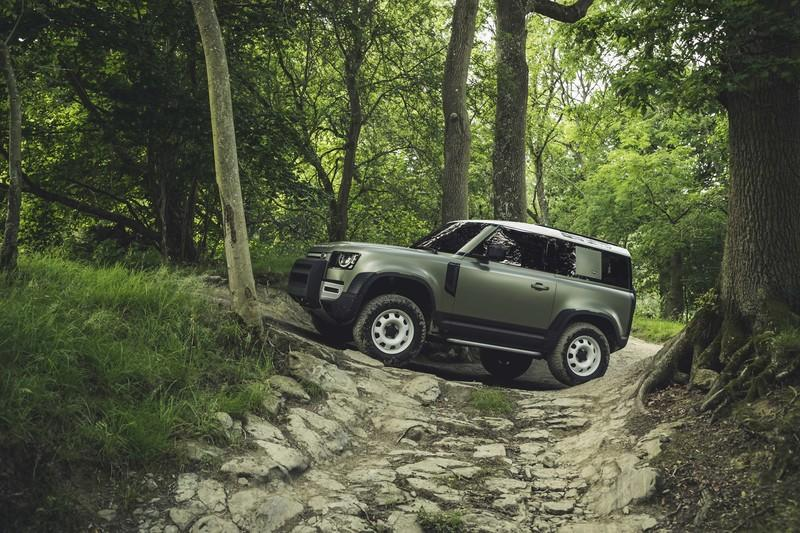 Land Rover Is Working On Some Seriously Pointless Tech