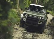 The 2020 Land Rover Defender Has Arrived with New Tricks and Old-School Looks - image 860858