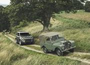 The 2020 Land Rover Defender Has Arrived with New Tricks and Old-School Looks - image 860865