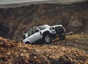 The 2020 Land Rover Defender Has Arrived with New Tricks and Old-School Looks - image 860888