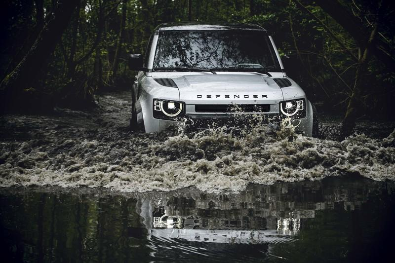 2020 Land Rover Defender Quirks And Features