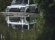 The 2020 Land Rover Defender Has Arrived with New Tricks and Old-School Looks - image 860728
