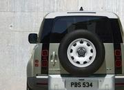 The 2020 Land Rover Defender Has Arrived with New Tricks and Old-School Looks - image 860779