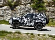 The 2020 Land Rover Defender Has Arrived with New Tricks and Old-School Looks - image 860790