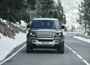 The 2020 Land Rover Defender Has Arrived with New Tricks and Old-School Looks - image 860793