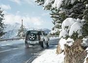 The 2020 Land Rover Defender Has Arrived with New Tricks and Old-School Looks - image 860794