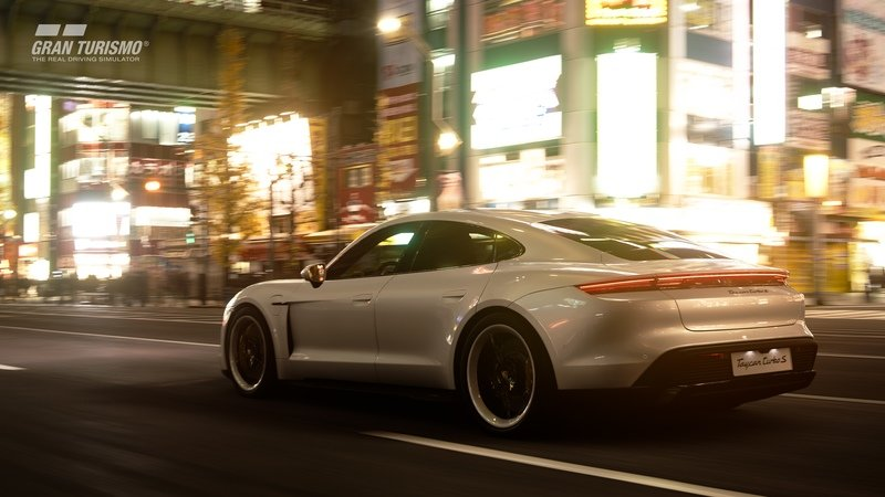 The Porsche Taycan Turbo S Was Made to Be Driven Hard…in Gran Turismo Sport