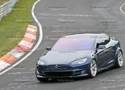 The Tesla Model S Plaid May Have Beaten the Taycan Around the Nurburgring - image 862415