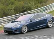 The Tesla Model S Plaid May Have Beaten the Taycan Around the Nurburgring - image 862403