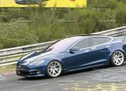 The Tesla Model S Plaid May Have Beaten the Taycan Around the Nurburgring - image 862404