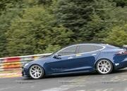 The Tesla Model S Plaid May Have Beaten the Taycan Around the Nurburgring - image 862406