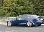 The Tesla Model S Plaid May Have Beaten the Taycan Around the Nurburgring - image 862407