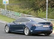 The Tesla Model S Plaid May Have Beaten the Taycan Around the Nurburgring - image 862408