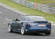 The Tesla Model S Plaid May Have Beaten the Taycan Around the Nurburgring - image 862410