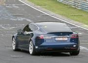 The Tesla Model S Plaid May Have Beaten the Taycan Around the Nurburgring - image 862411